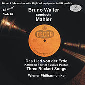 LP Pure, Vol. 28: Bruno Walter Conducts Mahler (Recorded 1952) by Various Artists