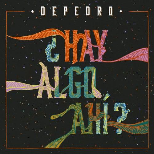 ¿Hay algo ahí? by DePedro