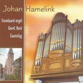 Standaard-Orgel Geref. Kerk Zaamslag by Johan Hamelink