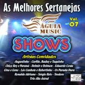 As Melhores Sertanejas Águia Music, Vol. 7 by Various Artists