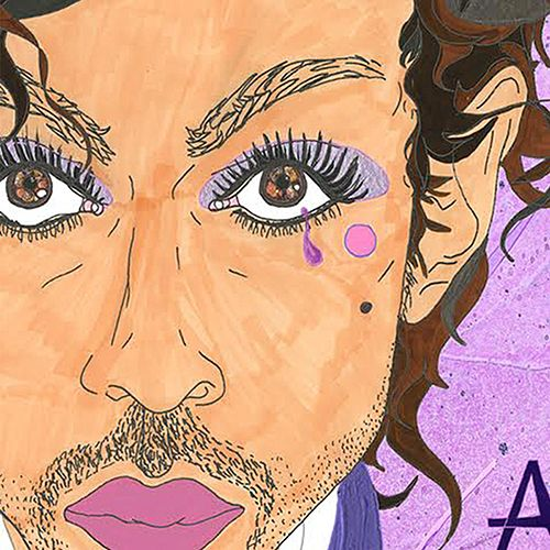 Purple Rain by Amanda Palmer