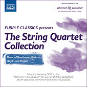 Purple Classics Presents: The String Quartet Collection by Various Artists