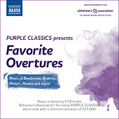 Purple Classics Presents: Favorite Overtures by Various Artists