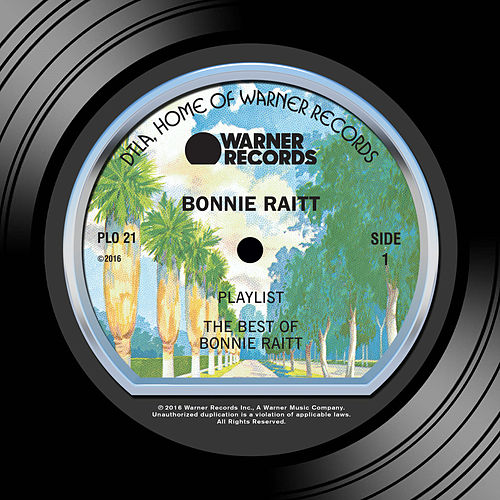 Playlist: The Best Of The Warner Bros. Years (Remastered) von Bonnie Raitt