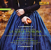 Pergolesi: La serva padrona - Cimarosa: Il maestro di cappella by Various Artists