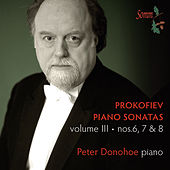 Prokofiev: Piano Sonatas, Vol. 3 by Peter Donohoe