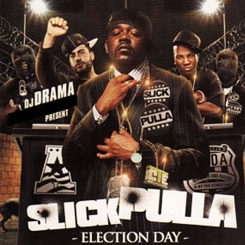 Election Day by DJ Drama