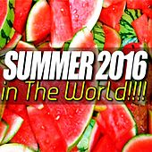 Summer 2016 In The World!!!! - EP by Various Artists