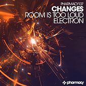 Room Is Too Loud / Electron - Single by Andy Caldwell