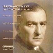 Szymanowski: 100th Birthday Concerts by Sviatoslav Richter