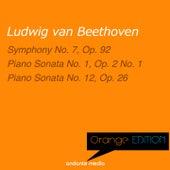 Orange Edition - Beethoven: Symphony No. 7, Op. 92 & Piano Sonata No. 1, 12 by Various Artists