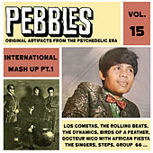 Pebbles Vol. 15, International Mash up Pt. 1, Originals Artifacts from the Psychedelic Era by Various Artists
