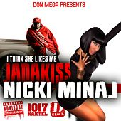 I Think She Likes Me (feat. Nicki Minaj) - Single von Jadakiss
