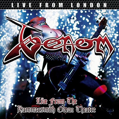 Live From London by Venom