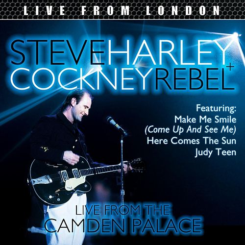 Live From London by Steve Harley