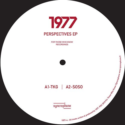 Perspectives - EP by 1977