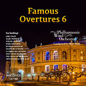Famous Overtures 6 by Philharmonic Wind Orchestra