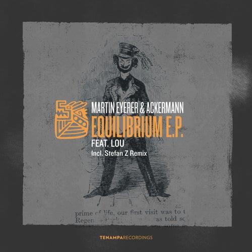 Equilibrium EP by Martin Eyerer