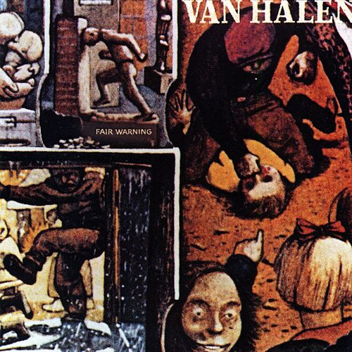 Fair Warning by Van Halen