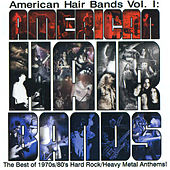 American Hair Bands Vol 1 by Various Artists