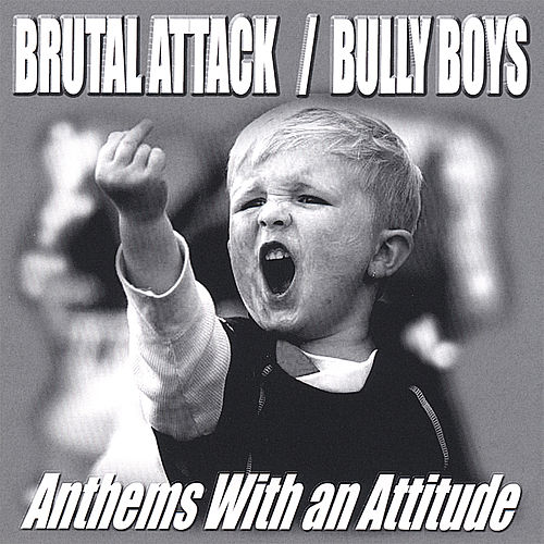Anthems With An Attitude by Various Artists