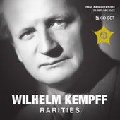Kempff: Rarities by Wilhelm Kempff