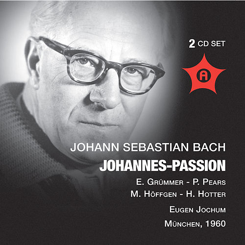 J.S. Bach: Johannes-Passion (1960) by Elisabeth Grummer