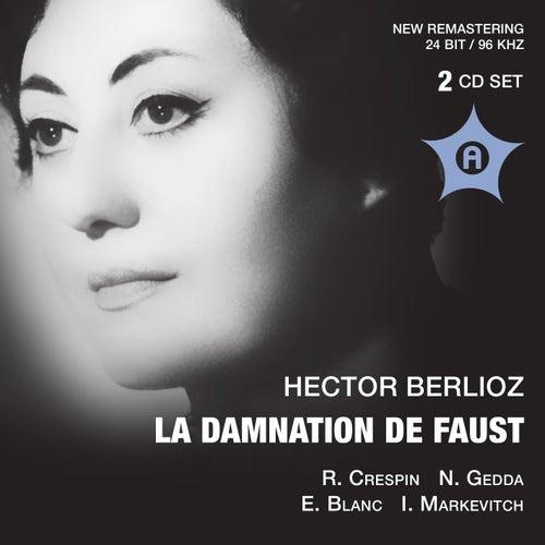 Berlioz: Le damnation de faust (1959) by Nicolai Gedda