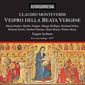 Monteverdi: Vespro della Beata Vergine (Live) by Various Artists
