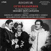 Mozart: Don Giovanni, K. 527 (1948) by Gyorgy Losonczy