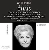 Massenet: Thaïs (1952) by Geori Boue