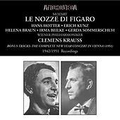 Mozart: Le nozze di Figaro (1942-1951) by Various Artists