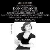 Don Giovanni o sia Il Convitato di Pietra by Rosanna Carteri
