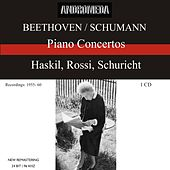 Beethoven / Schumann: Piano Concertos by Clara Haskil