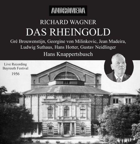 Das Rheingold by Hans Hotter