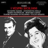 Verdi: I vespri siciliani (1957) by Tullio Serafin