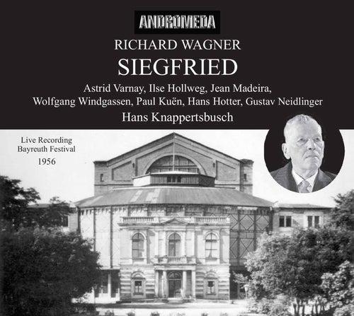 Wagner: Siegfred by Wolfgang Windgassen