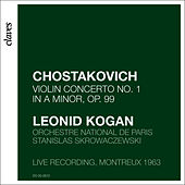 Leonid Kogan: Chostakovich 1 by Leonid Kogan