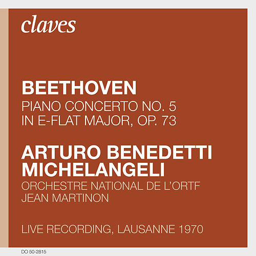 Michelangeli : Beethoven 5 by Arturo Benedetti Michangeli