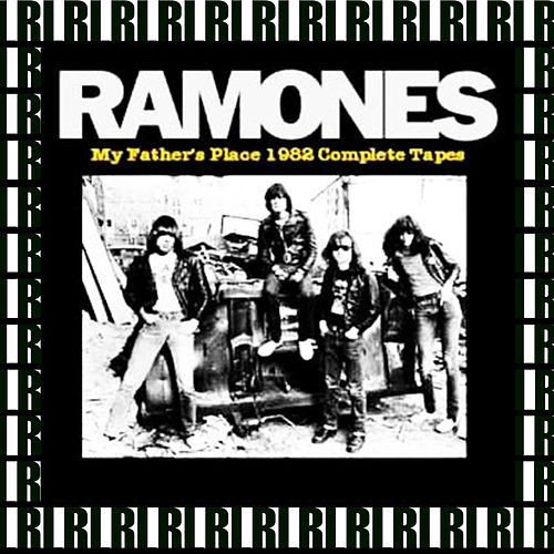 My Father's Place, New York, July 20th, 1982 (Remastered, Live On Broadcasting) von The Ramones