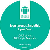 Alpine Dawn by Jean Jacques Smoothie
