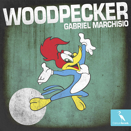 Woodpecker by Gabriel Marchisio