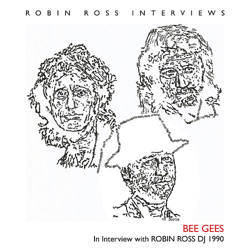 Interview with Robin Ross DJ 1990 von Bee Gees
