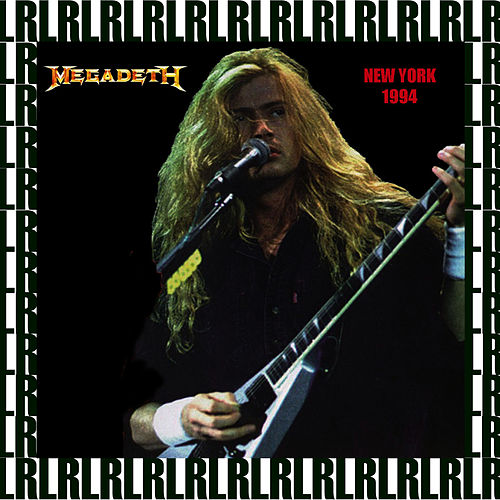 MTV Show, Webster Hall, New York, October 25th, 1994 (Remastered, Live On Broadcasting) by Megadeth
