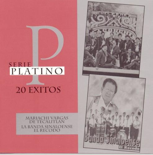 Serie Platino by Mariachi Vargas de Tecalitlan