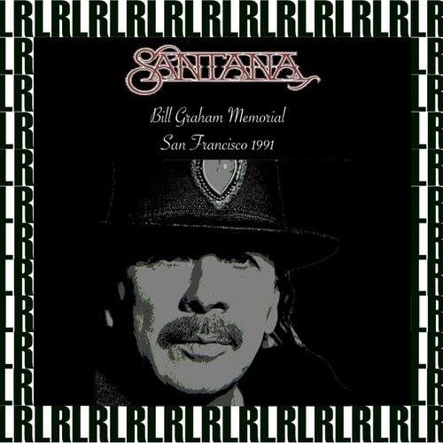 Bill Graham Memorial, San Francisco, November 3rd, 1991 (Remastered, Live On Broadcasting) von Santana