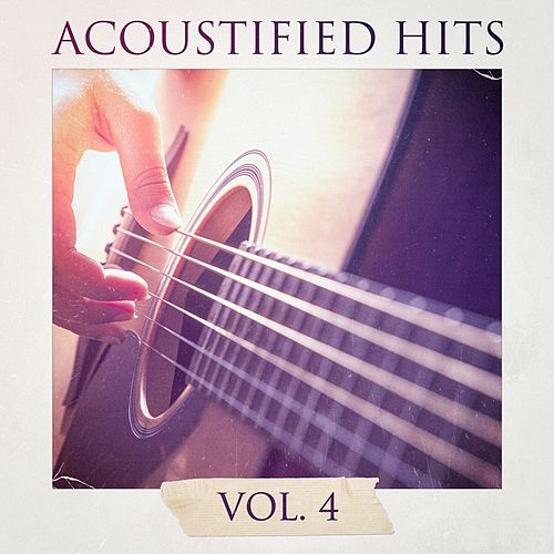 Acoustified Hits, Vol. 4 by Chillout Lounge Summertime Café