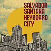 Keyboard City by Salvador Santana