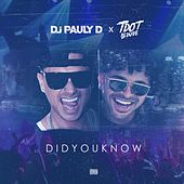 Did You Know by DJ Pauly D