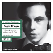 Tchaikovsky: Eugene Onegin (1954) by Various Artists